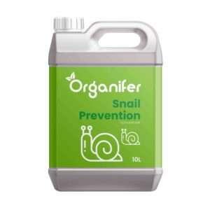 8719958995727 - Snail Prevention 10L - Concentraat voor 10.000m2 - Verjagende werking op Slakken, Rupsen, Wild en Gevogelte
