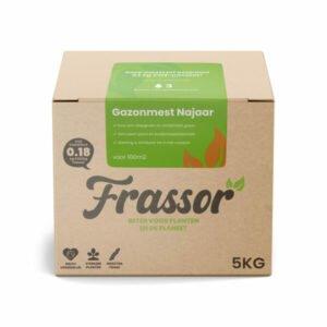 Gazonmest Najaar (5Kg voor 100m2) Insecten Frass Afharder