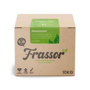 Gazonmest (10Kg voor 150m2) Verrijkte Insecten Frass