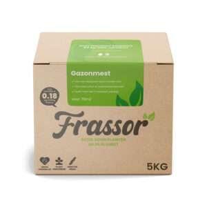 Frassor Gazonmest (5Kg voor 75m2) Verrijkte Insecten Frass
