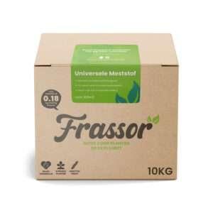 Universele Meststof (10Kg voor 100m2) Insecten Frass