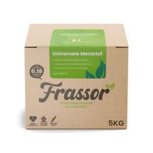 Universele Meststof (5Kg voor 50m2) Insecten Frass