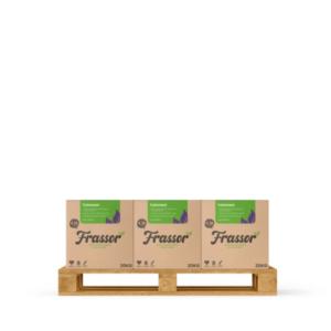 Frassor Tuinmest (12x = 240kg – voor 2400m2) Verrijkte Frass