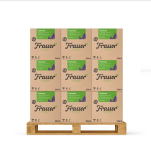 Frassor Tuinmest (36x = 720kg – voor 7200m2) Verrijkte frass